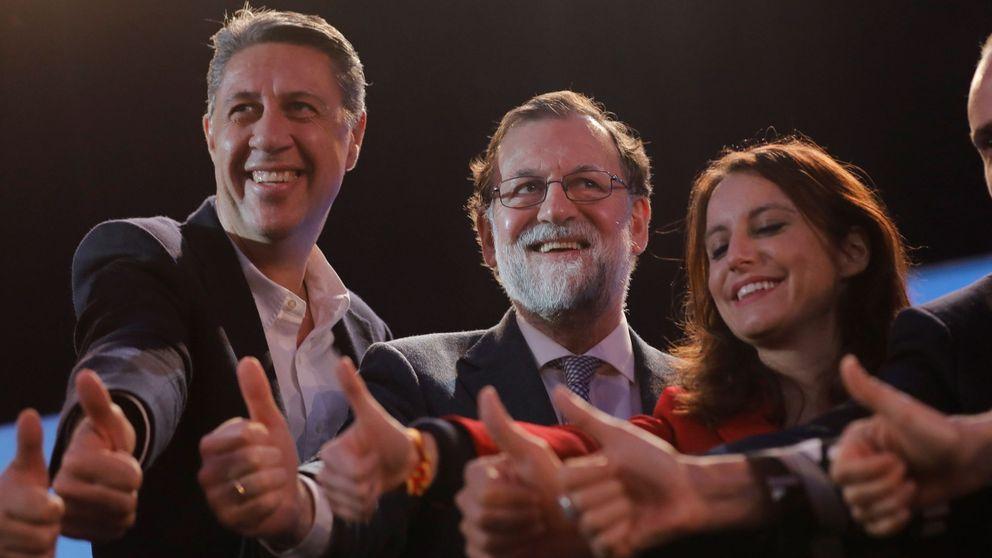 El PP adelanta que no les preocupa el 'batacazo' si gana el constitucionalismo
