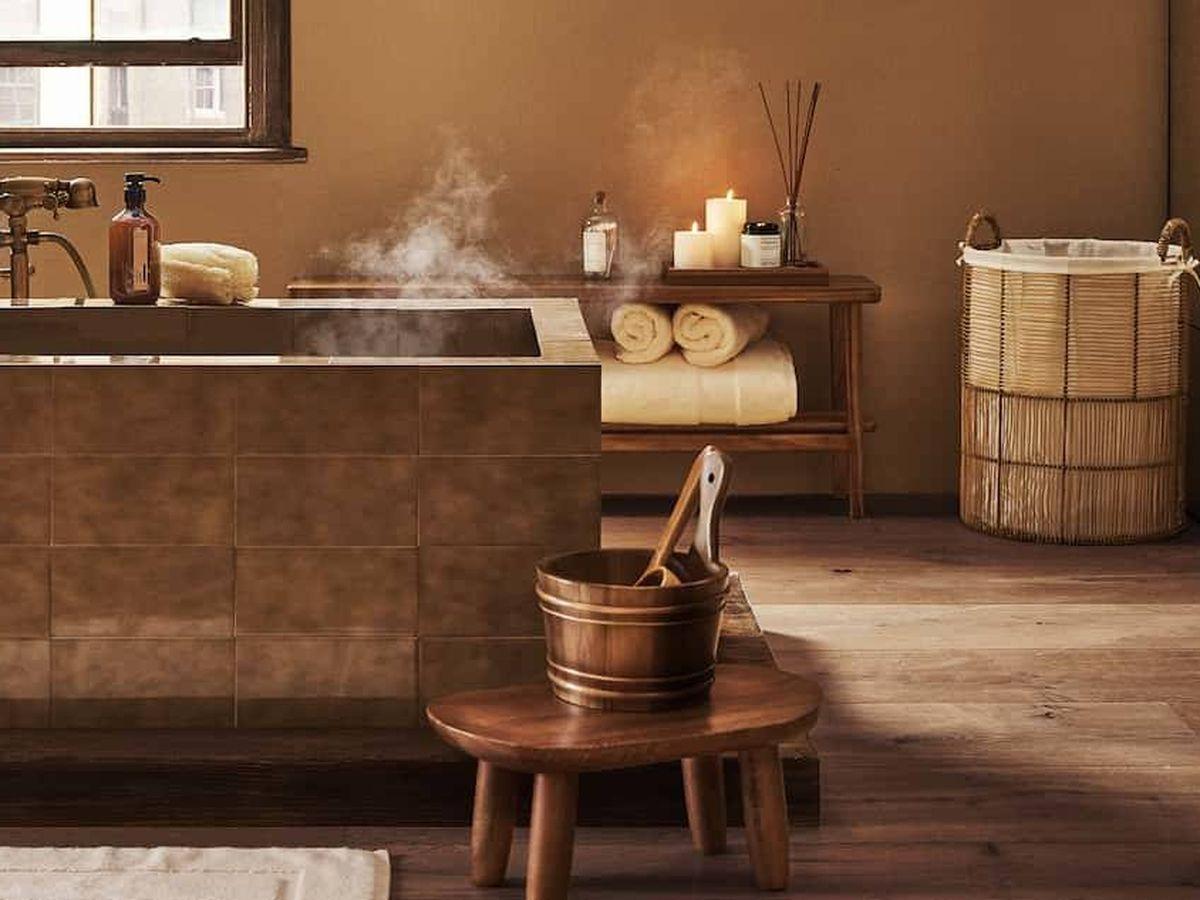 Foto: Zara Home te invita a convertir tu baño en un relajante spa. (Cortesía)