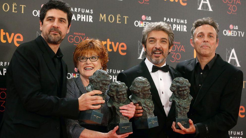 Las mejores fotos de la alfombra roja y la gala de los Premios Goya