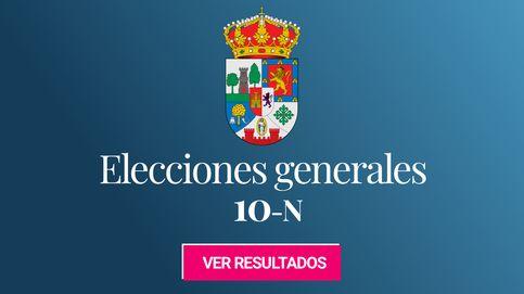 Resultado de las elecciones generales: el PSOE, primera fuerza en Cáceres