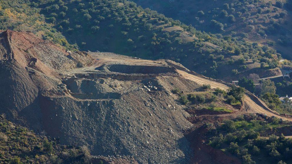 IU denuncia presuntas construcciones ilegales en Totalán como la de Julen