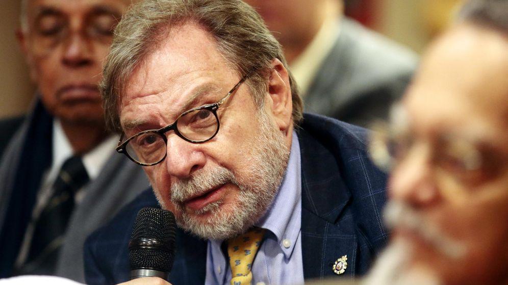 Foto:  La APM reprueba las decisiones de Cebrián contra El Confidencial, Eldiario.es y La Sexta (Efe).