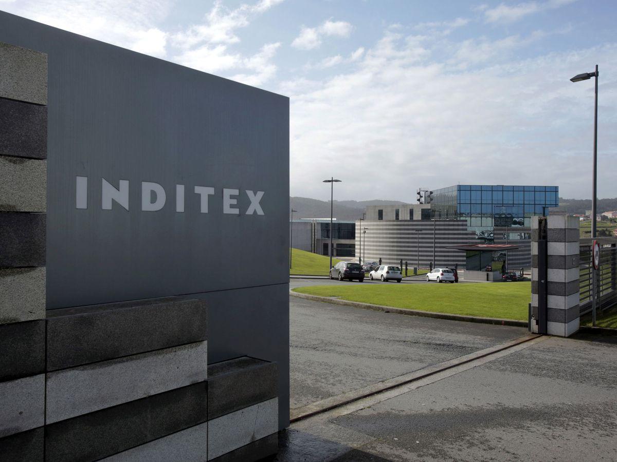 Foto: Sede de Inditex