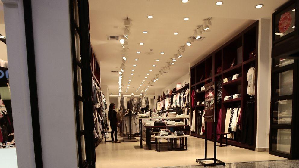 Las ventas textiles se desploman un 35% en Cataluña durante el mes del 'procés'
