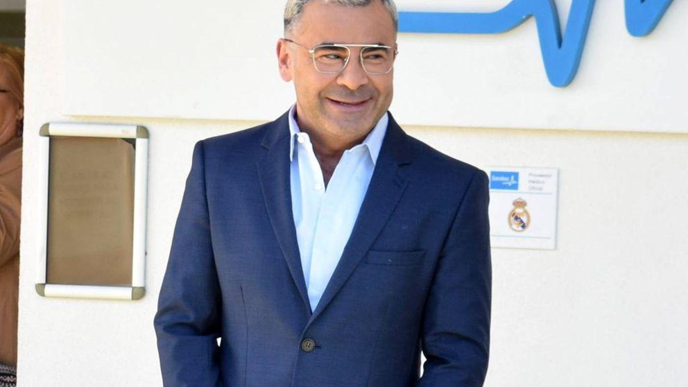 Jorge Javier Vázquez sale del hospital: primeras imágenes