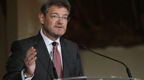 Catalá asegura que tienen un plan de refuerzo para evitar el colapso judicial