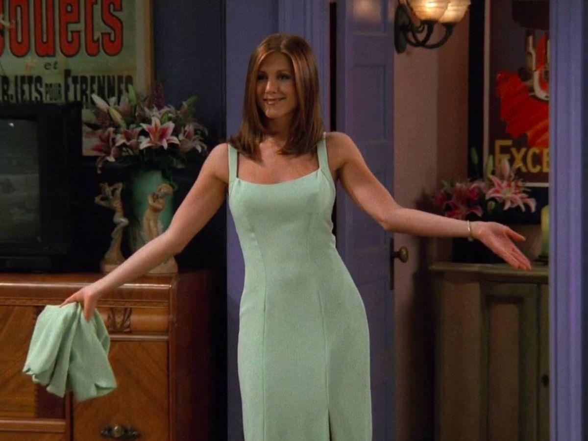 Foto: Jennifer Aniston interpreta a Rachel Green en 'Friends'.