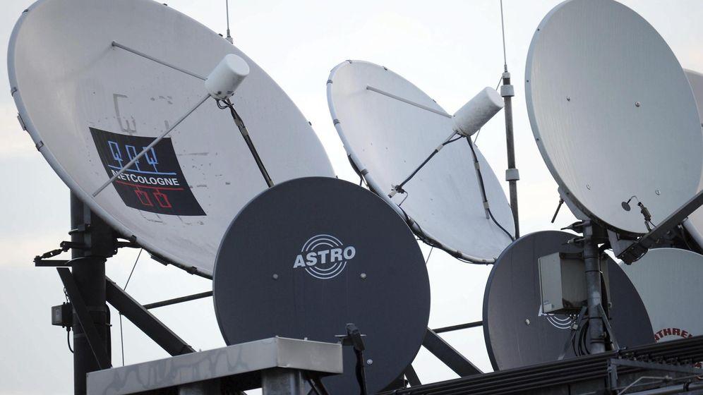 Foto: Antenas de telecomunicaciones. (EFE)