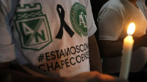 Medellín homenajea al Chapecoense: Esta copa se va al cielo