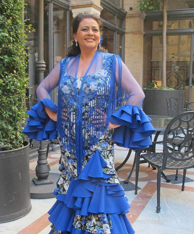 Foto: María del Monte en una imagen de archivo (Gtres)