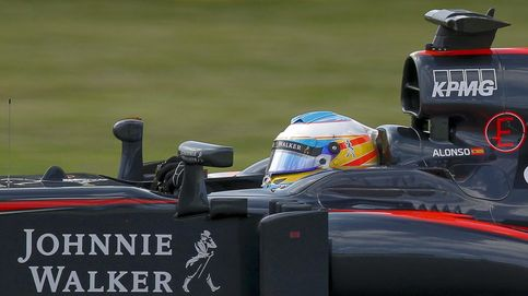 Por qué Johnnie Walker patrocina a McLaren y no a Force India