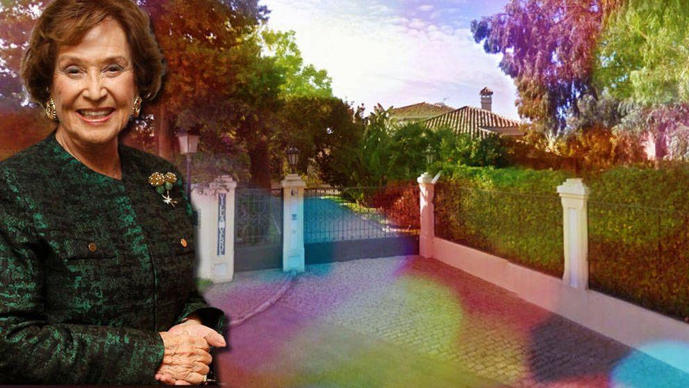 Carmen Franco y los secretos de Villa Verde, su casoplón marbellí: ¿cómo se vendió? ¿a quién?