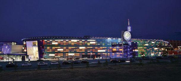 Foto: Centro comercial Plenilunio