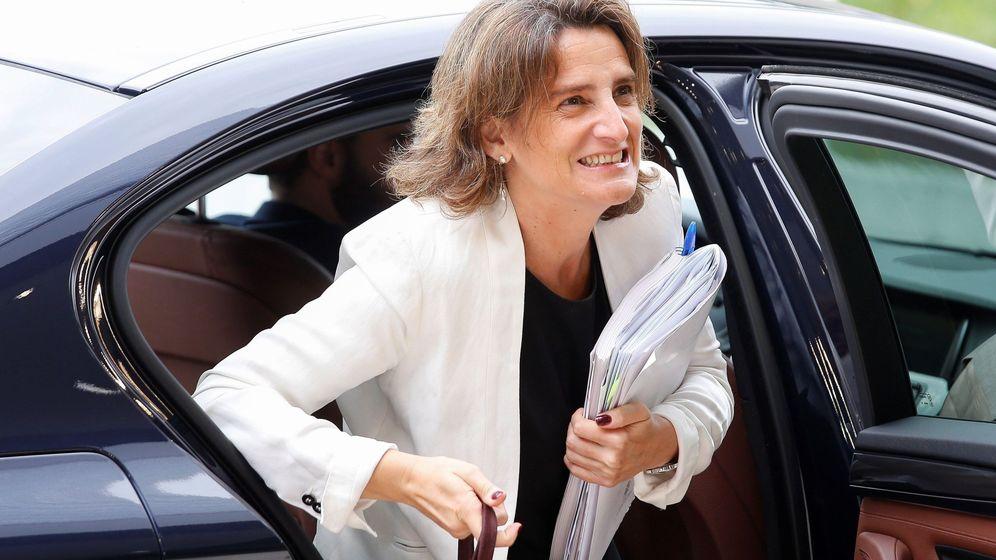 Foto: La nueva ministra española de Transición Ecológica, Teresa Ribera. (EFE)