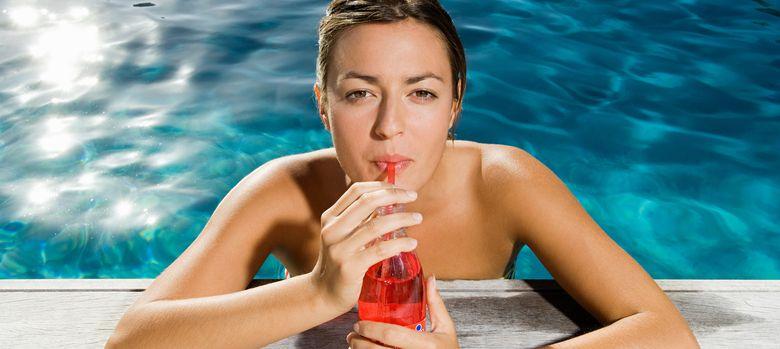 Foto: El consumo de bebidas edulcoradas puede ayudarnos a mantener una dieta saludable. (Corbis)
