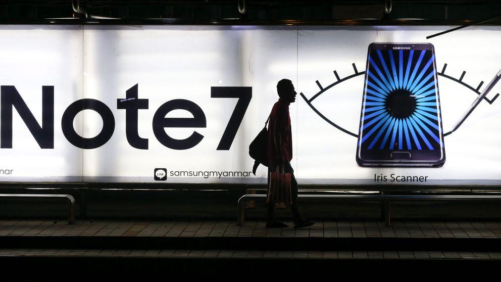 La crisis del Note 7 no ha terminado: las dudas que Samsung debe responder
