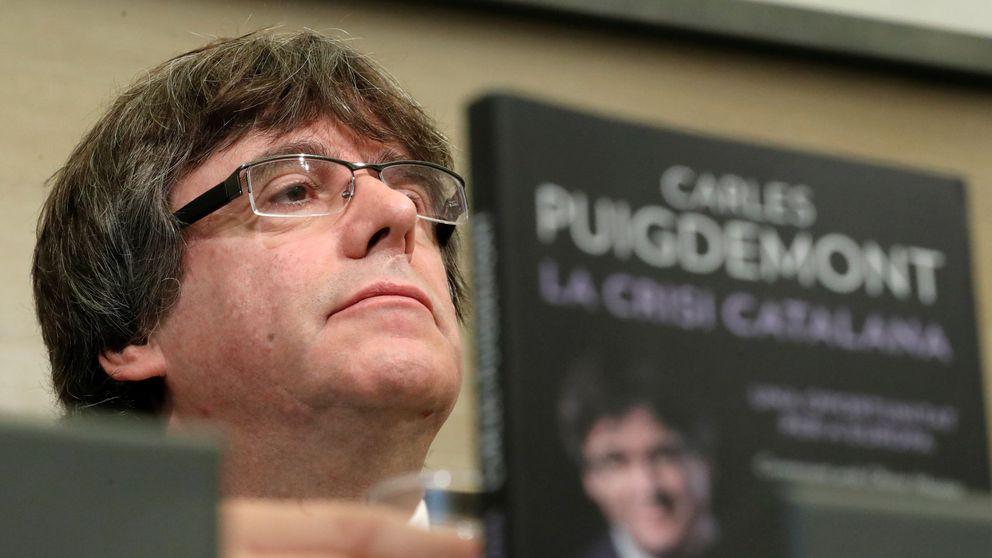 Puigdemont, en un aprieto en la TV belga: Si quiere dignidad debería ir a prisión