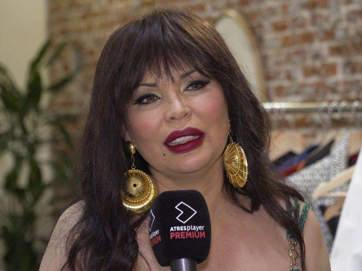 Foto: Isabel Torres, protagonista de 'Veneno'. (Atresmedia)