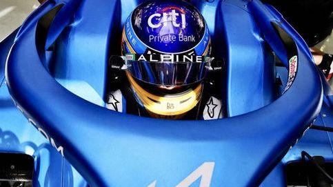 Ha ido bien, ¿eh, cabrón?: Así ha sorprendido Fernando Alonso en su retorno