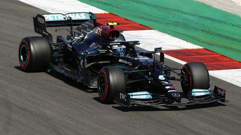 Bottas da la campanada y firma la pole: Sainz, quinto y mazazo para Alonso, fuera de la Q3