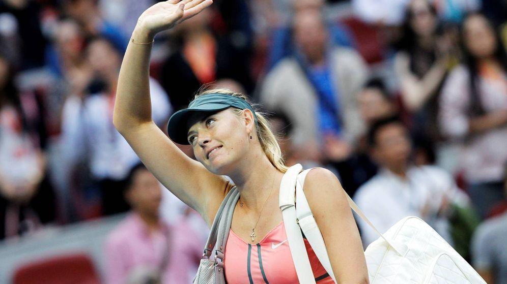 Foto: Sharapova, adiós al tenis. (EFE)