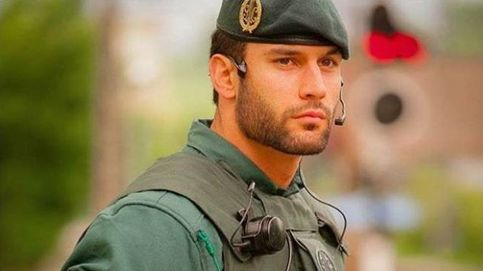 ¡Tiembla, Kortajarena! El guardia civil que se hizo viral ya es, oficialmente, modelo