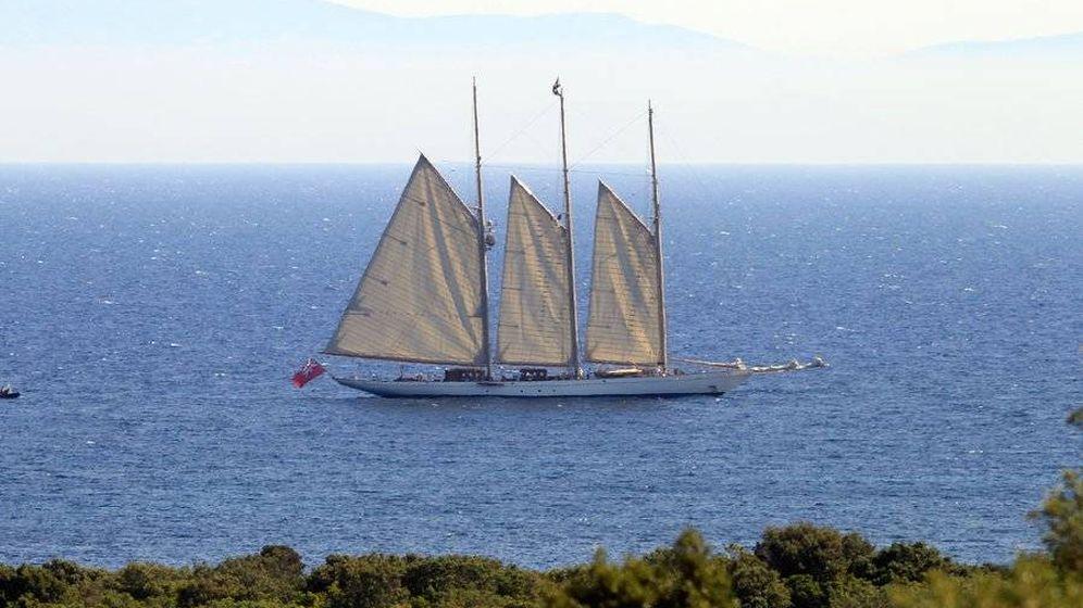 Foto: Un barco similar al de Botín.