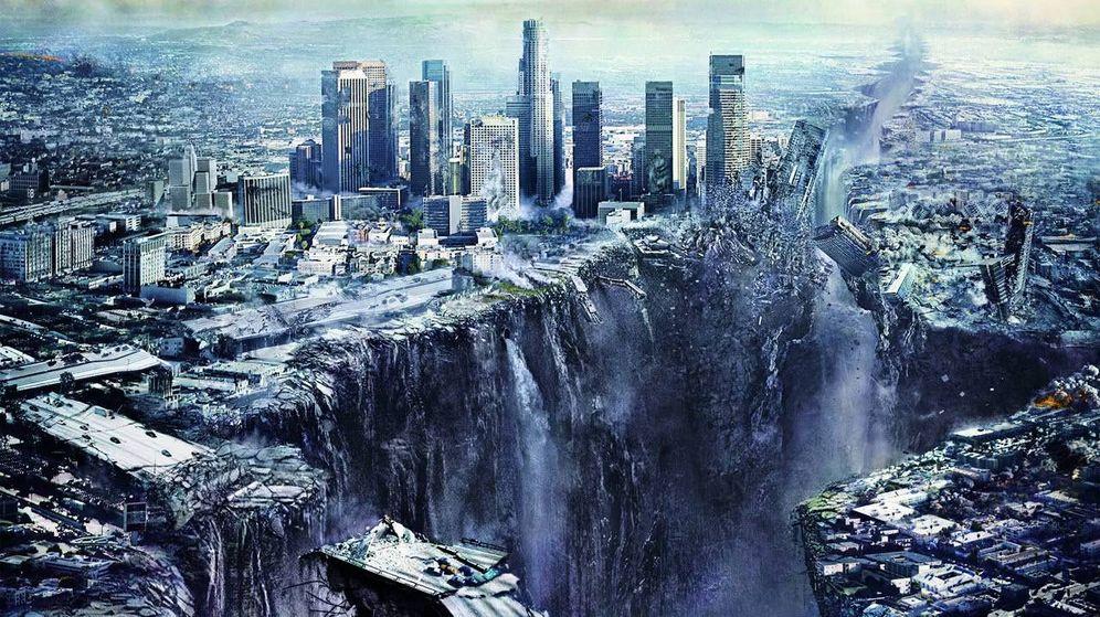 Foto: Fotograma película '2012'.