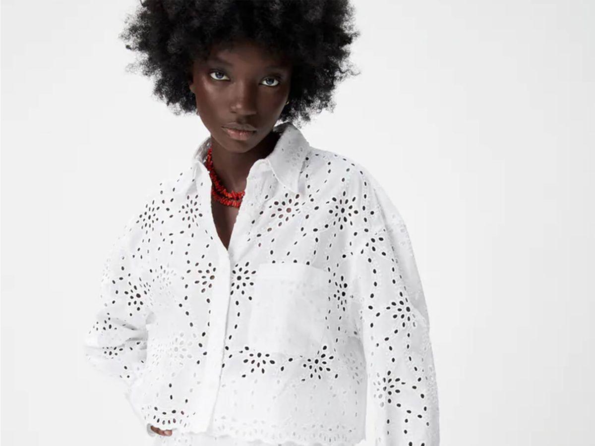 Foto: Camisa de Zara. (Cortesía)