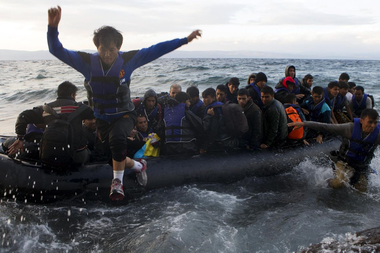 Emergencias humanitarias: por una Europa federal