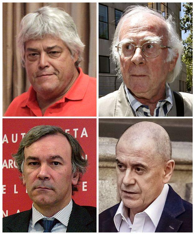 Foto: El juez envÍa a juicio a senante, bautista y a dos directivos de la sgae