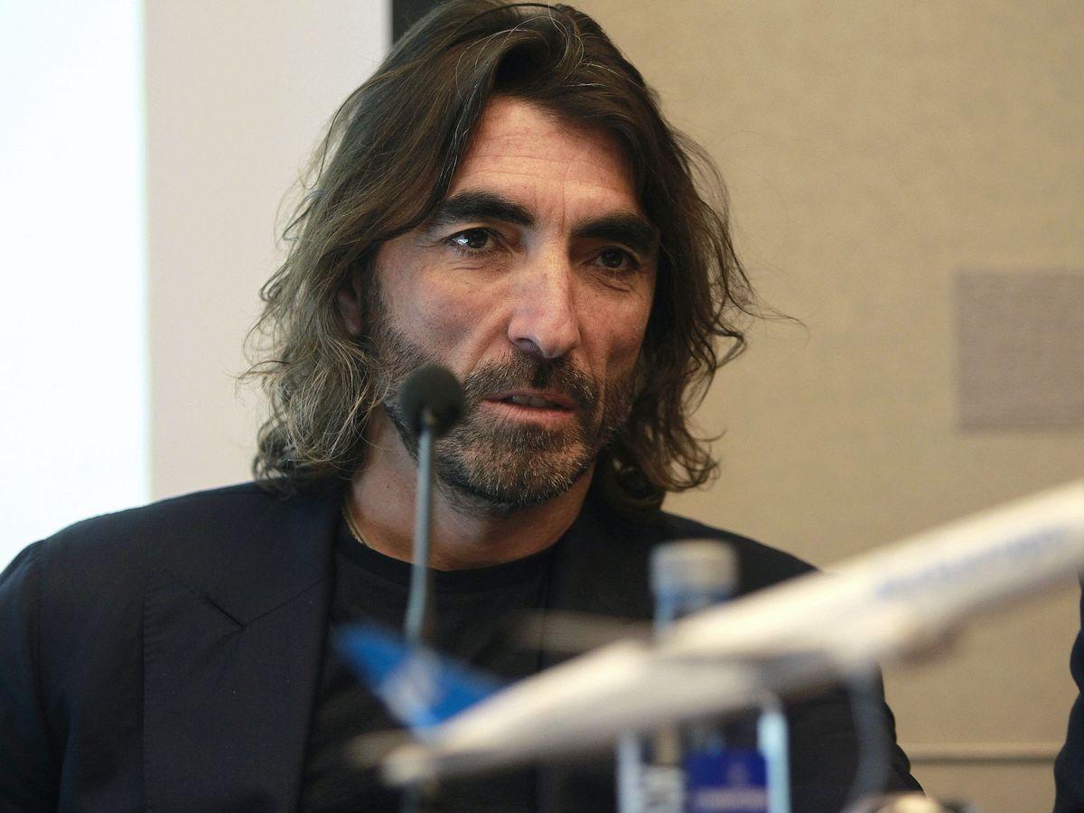 Foto: Javier Hidalgo, ex-CEO de Globalia. (EFE)