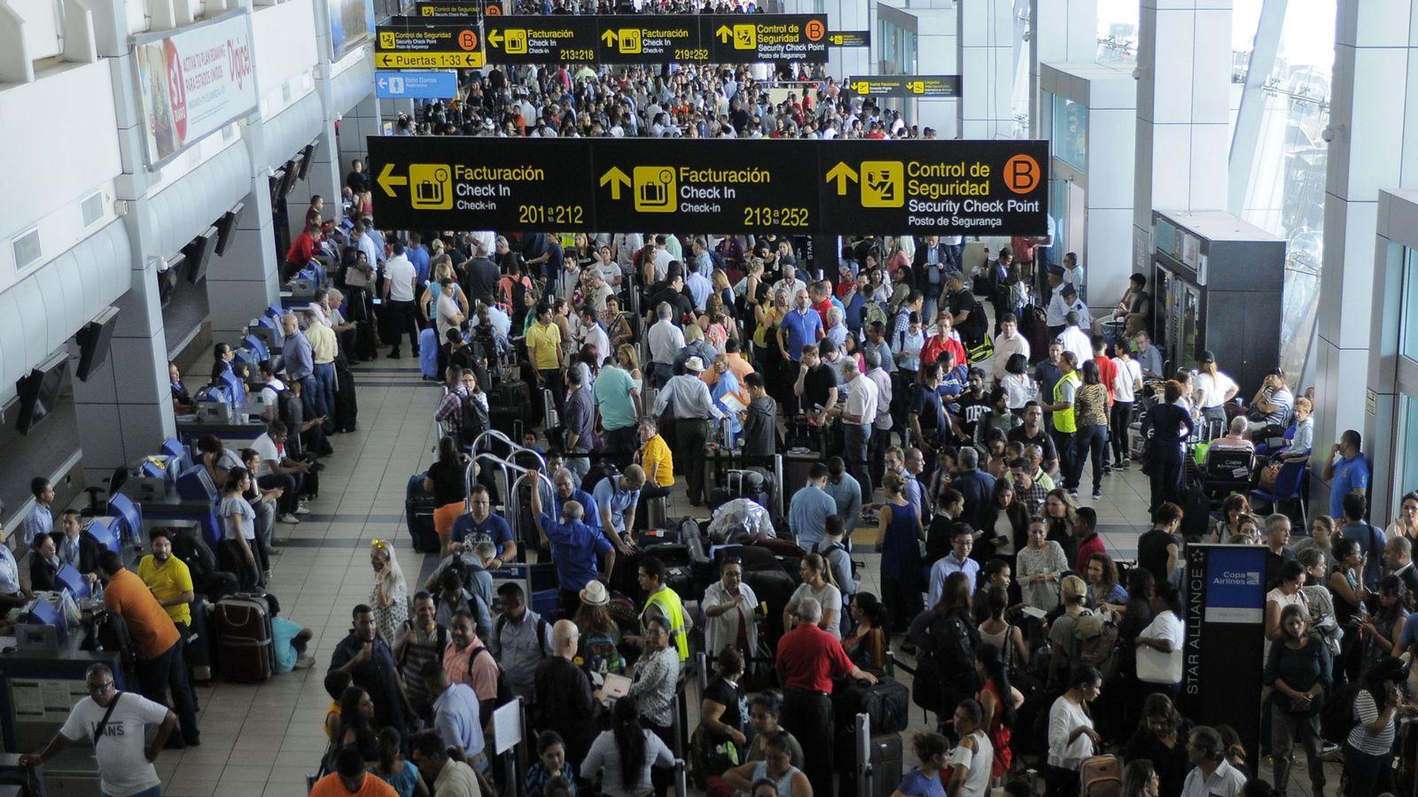 Foto: Aeropuerto. (EFE)