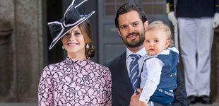 Post de Carlos Felipe y Sofía de Suecia dan la bienvenida a su segundo hijo