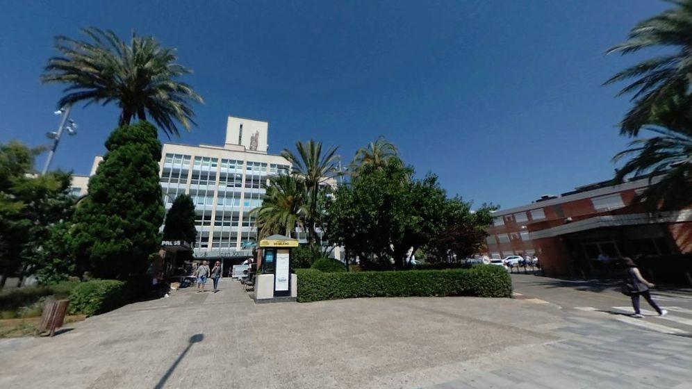 Foto: Hospital Universitario Joan XXIII de Tarragona. (Google Maps)