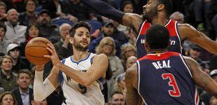 Post de Explosión de Ricky Rubio: la silenciosa progresión para ser sensación en la NBA