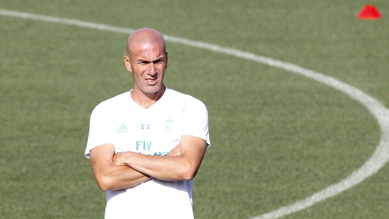 Zidane no está dando oportunidades a Marcos Llorente. (EFE)