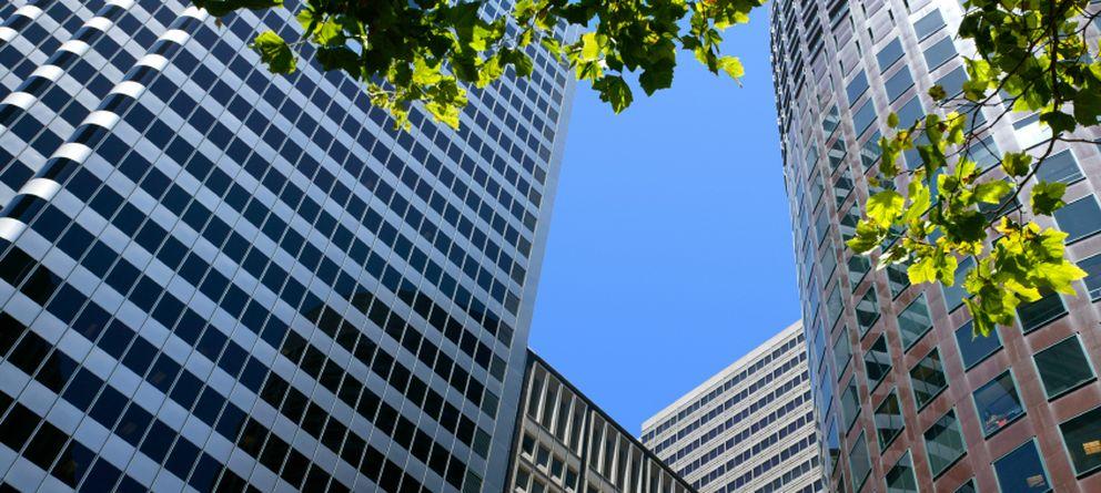 Foto: Imagen de archivo de varios edificios (EC)