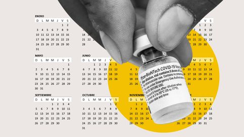 Calcula cuándo te tocará vacunarte (si no se te adelanta un político)