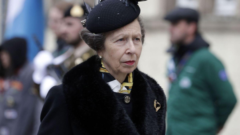 La princesa Ana de Inglaterra. (EFE)