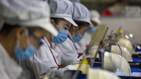 La actividad industrial de China vuelve a crecer al máximo desde 2011