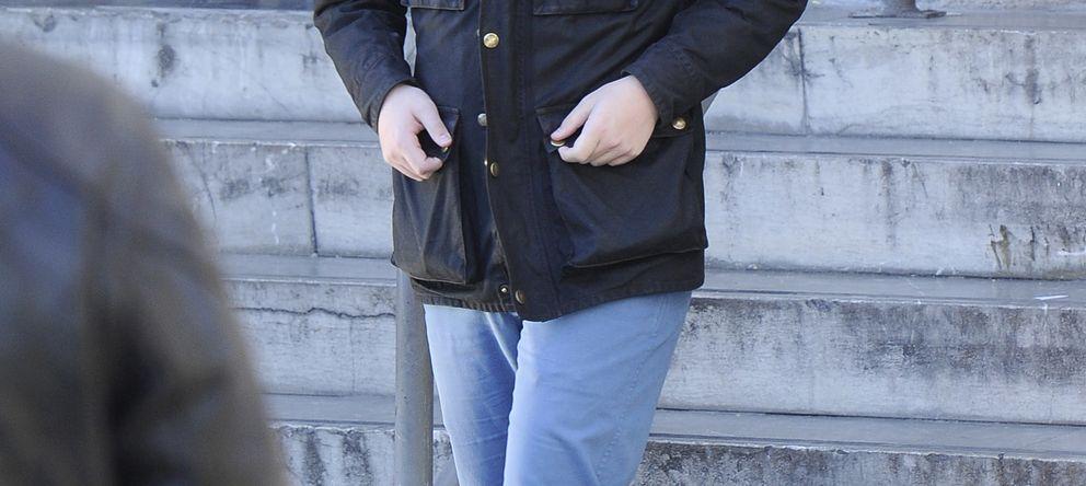 Foto: El 'pequeño Nicolás' se marchó sin pagar de un restaurante y fue llevado a comisaría (Imagen de archivo: Gtres)