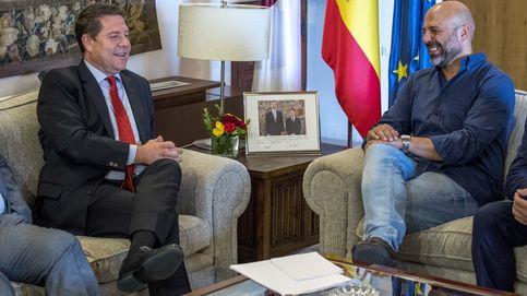 Page ofrece a Podemos entrar en el Gobierno de Castilla-La Mancha