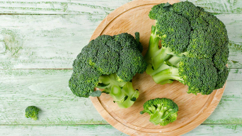 Brócoli. (iStock)