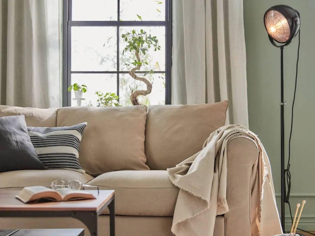 Foto: Salón más luminoso con una visita a Ikea. (Cortesía)