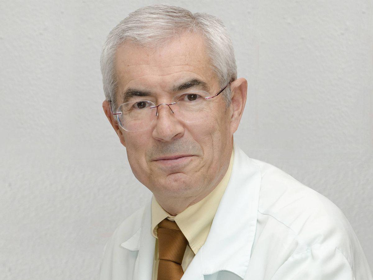 Foto: Emilio Bouza, exjefe del Servicio de Microbiología del Hospital Gregorio Marañón.