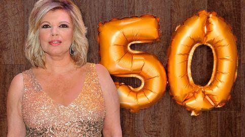 La fiesta de 50 cumpleaños de Terelu, en 'stand by' tras fallecer su tía Leli