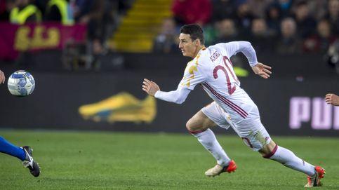 Aduriz: Estar en esta Selección es como un máster de fútbol, una gozada