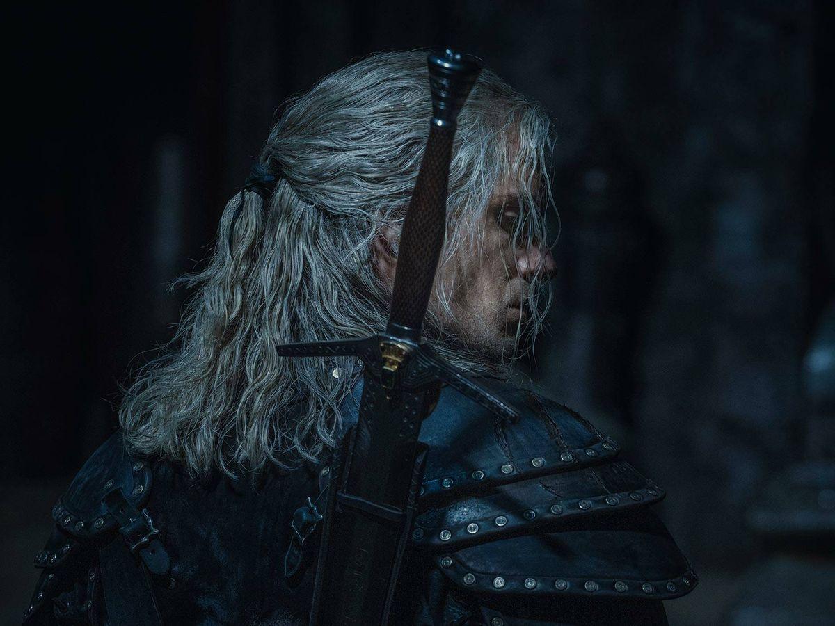 Foto: Henry Cavill es Geralt en 'The Witcher'. (Netflix)