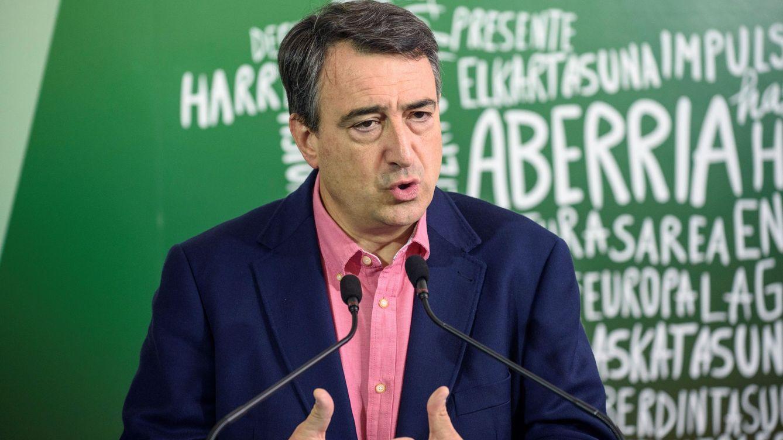 Foto: Esteban llama a votar al pnv para que aumente el autogobierno